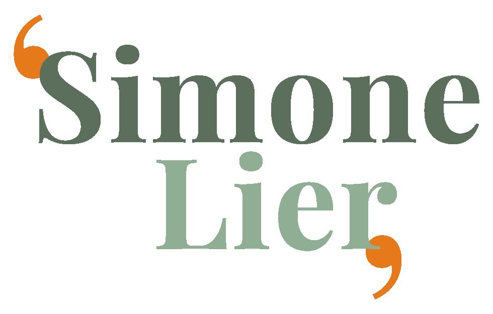 Logo Simone Lier origineel